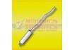 Резонатор дополнительный АК 3110-1202105 ГАЗ-3110 дв.402 длинный