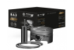 Моторокомплект серия «Black Edition» Классика 21011-1004018  (79,0) (Группа Е 145801-М)