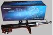 Амортизатор газомасляный передний левый (стойка; CHEVROLET Aveo 09.02->) TK-333418
