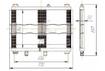 Масляный радиатор 50К-1013010-04