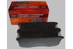 Колодка с накладкой переднего тормоза к-т  (4 шт.; противошумное покрытие; УАЗ с диск.тормозами) KNU