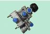 Клапан 973 002 520 0 двухпроводный упр.прицепа с клапаном обрыва и глушителем в сборе