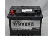 Аккумулятор 6СТ-55 А Timberg Professional Power п/п