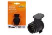 Адаптер розетки фаркопа с 13 контактов ЕВРО на 7 контактов (ATE-08)