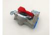 Головка ПАЛМ 16х1.5 с клапаном (красная) (35210040020) (SORL)