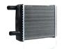 Радиатор отопителя ГАЗ 3302,2217(н/о д=18мм)  с 2003 г. алюм WONDERFUL 3302-8101060-10 (901863)