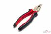 Пассатижи 160мм с красно-черной ручкой (уп:60/мин.заказ:6) (СЕРВИС КЛЮЧ) 75160