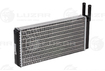 Радиатор отопителя для а/м Урал 5557/4320 (алюминиевый) (LRh 1208)