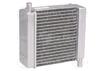 Радиатор отопителя для с/т МТЗ-80/82 (трубки в разные стороны, алюминиевый) (LRh 0680)