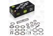 Ремкомплект поворотного кулака для а/м КамАЗ 53205 ЕВРО (кмпл. 1 шкворень c подшип.) (SH 0721)