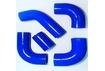 Комплект силикон патрубков отопителя (печки) ВАЗ-2110 (4шт) + тройник CARUM 2110-8102000