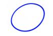 Кольцо МТЗ, БЫЧОК гильзы тонкое (зеленый) (245-1002024) MOTORIST 50-1002022